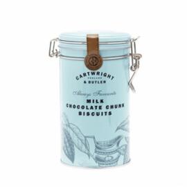 Koekjes van Cartwright & Butler met stukjes melkchocolade
