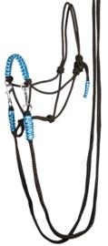 Rij/touwhalster met teugels