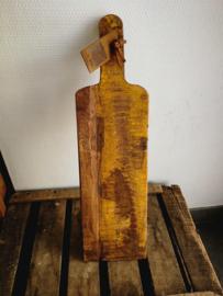 Houten plank decoratief