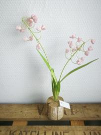 Metalen hyacint decoratie groter model