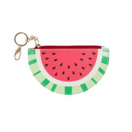 Geldbeugel watermeloen