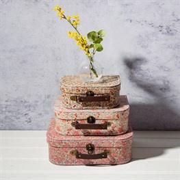 Decoratieve valiesjes