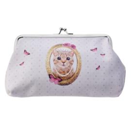 Cat queen geldknipbeugel