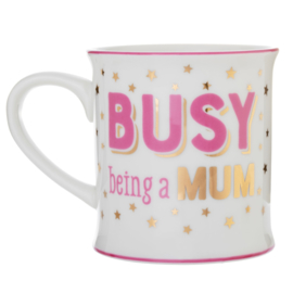 Busy being a mum