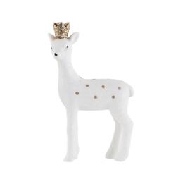 Bambi met goudkleurige kroon