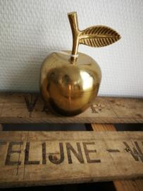 Goudkleurige appel