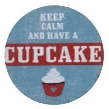 Magneet cupcake