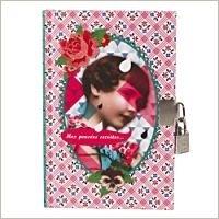 Dagboek Mlle Héloise met slot