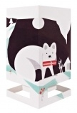 Polar vos cardle theelicht