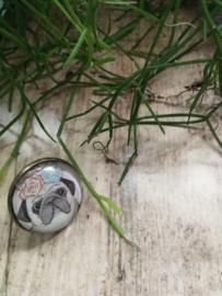 Ring aanpasbaar mopshond