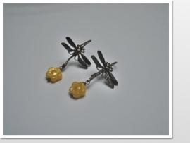Libelle geel