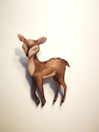 Hert haarspeld