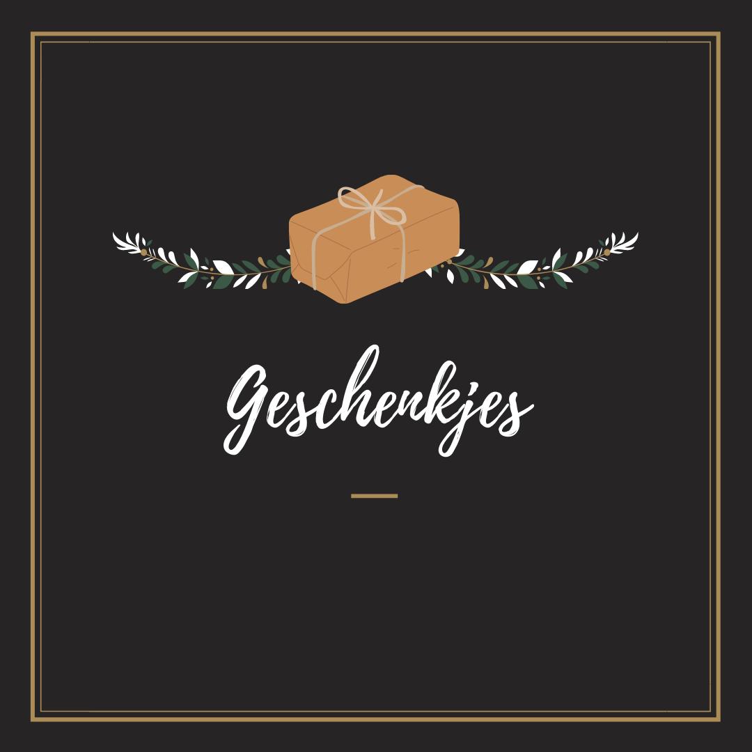 kerstgeschenkjes kadootjes