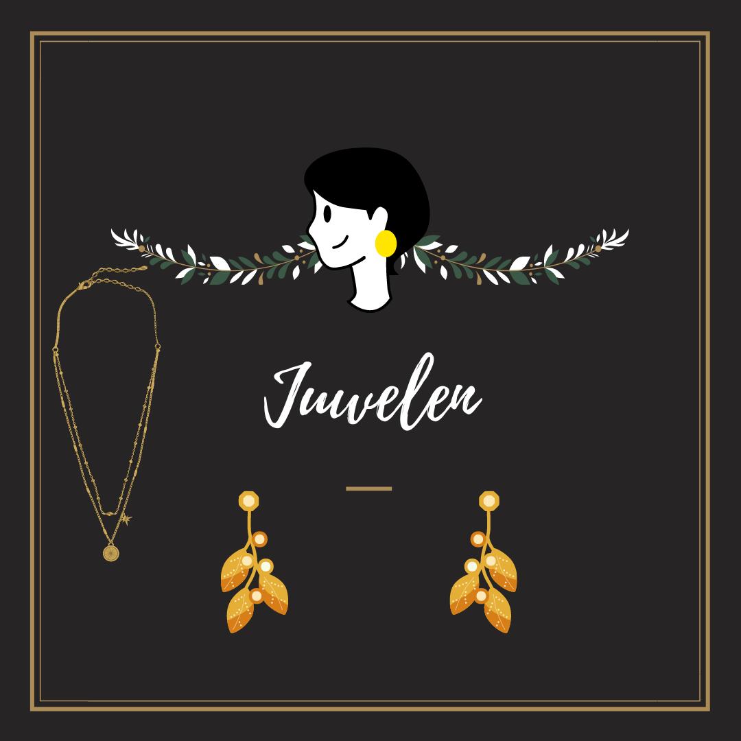 juwelen oorbellen accesoires