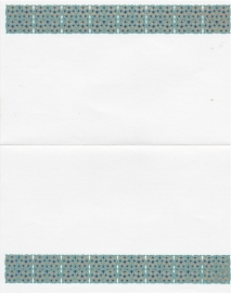 Briefpapier Pavana 8