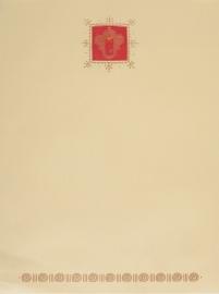 Briefpapier Shanti 4