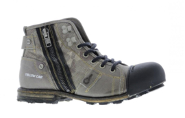 Yellow Cab Industrial heren boots Y15458 4-b grey