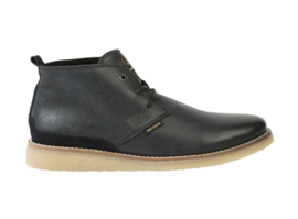 PME Legend - leren Desert boots black