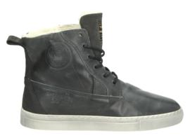 PME Legend - leren gevoerde Palmer boots Dk Grey