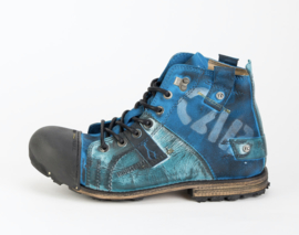 Yellow Cab Industrial heren boots Y15012 light blue