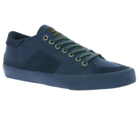 Fleetster Navy canvas sneakers