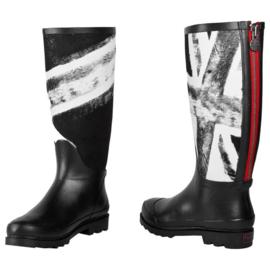 Pepe Jeans - zwarte rubberen laarzen