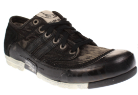 Yellow Cab Mud stonewashed black L