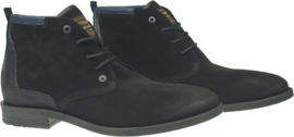 PME Legend - halfhoge zwarte Daily boots