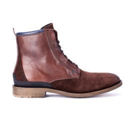 PME Legend - halfhoge bruin leren Dawson boots