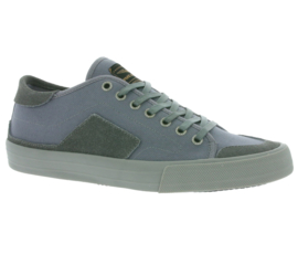 Fleetster Dk Grey canvas sneakers