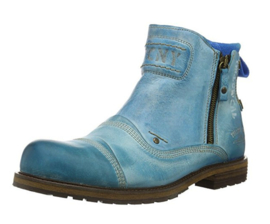 Yellow Cab Soldier light blue