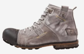 Yellow Cab Industrial Grey/moss