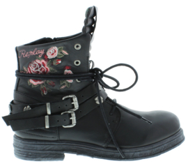 REPLAY Boot Covet black