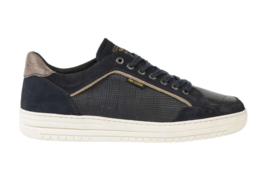 PME Legend - leren Atlanta sneakers Navy