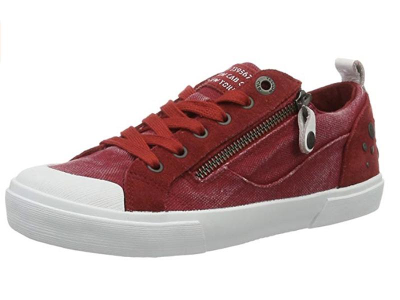 YC Strife Red
