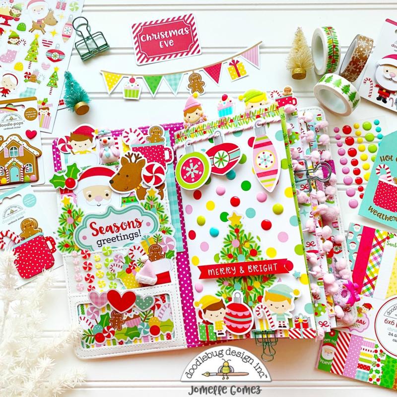 Snailmailen en kerst stickers maken donderdag 24 december  van 13.30 tot 15.30 uur