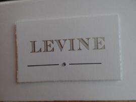 Goudfolie en letterpress