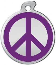 Misstoro penning Love and Peace Seance Purple