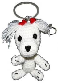 Dog Star Maltezer Sleutelhanger