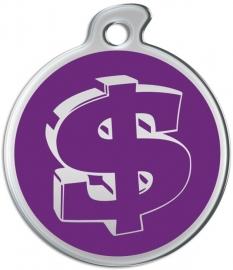 Misstoro penning Dollar Seance Purple