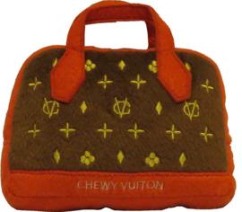 Dog Diggin Designs Chewy Vuiton Posh red