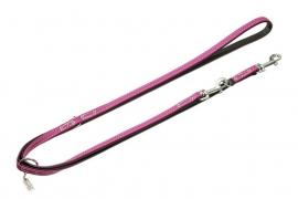 Lijn Vintage Pink/Zwart 110 cm 10 mm