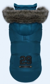 Milk & Pepper Winterjas Aspen Teal Maat 38