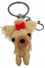 Dog Star Yorkshire Terrier Sleutelhanger
