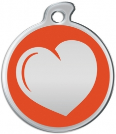 Misstoro penning Loving Heart Trinidad Orange