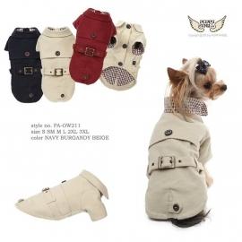 Puppy Angel  BuckinghamTrenchCoatbeige Maat M en L