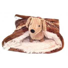 Bessie and Barnie Twinkle Bag Blondie / Wild Kingdom