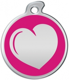 Misstoro penning Loving Heart Razzmatazz Pink