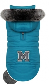 Milk & Pepper Winterjas Yeti Blue Parka