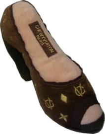 Dog Diggin Designs Chewy Vuiton Shoe, large